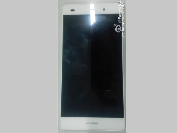 Huawei P8 and P8 Lite Press Shots and Specifications Leaked