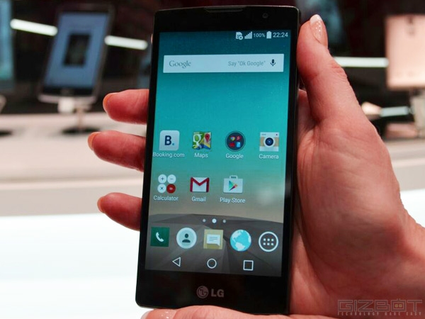 LG Spirit with Android 5.0 is now Available on Infibeam at Rs 12,499