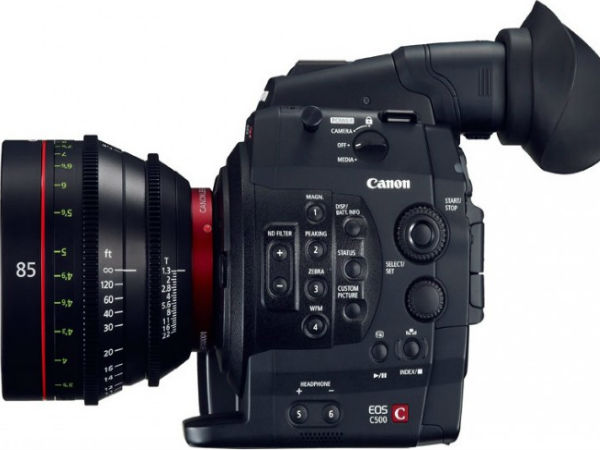 Canon Launches EOS C300 Mark 2 Cinema Camera
