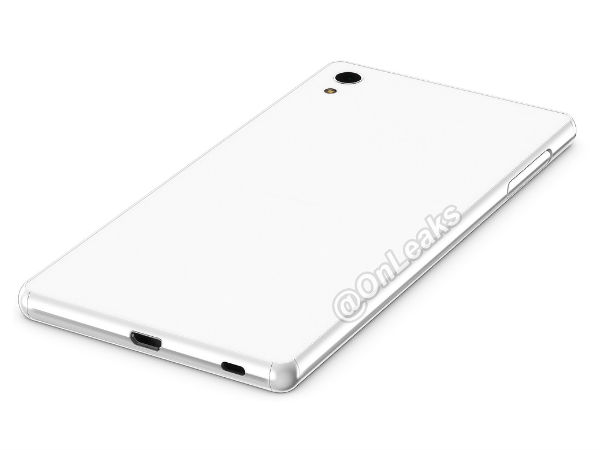 Sony Xperia Z4 Press Shot Spotted Online [Report]