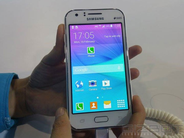 Samsung Galaxy J5 GFXBenchmark Reveals Full Smartphone Specifications