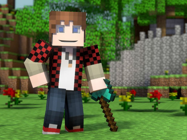 Minecraft Pocket Beta Version Released