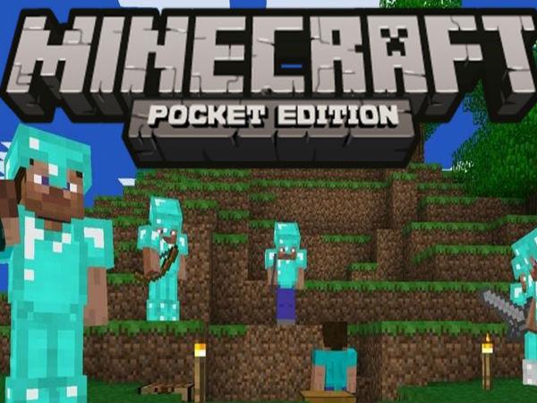 Minecraft Pocket Beta Version Released
