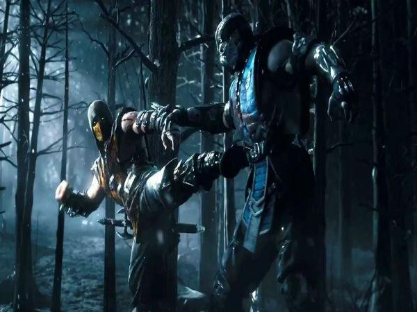 Mortal Kombat X Tournament Scheduled To Take Place in Mumbai