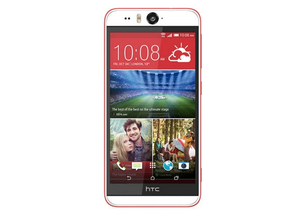 HTC Desire Eye Started Receiving Android 5.0.2 Update