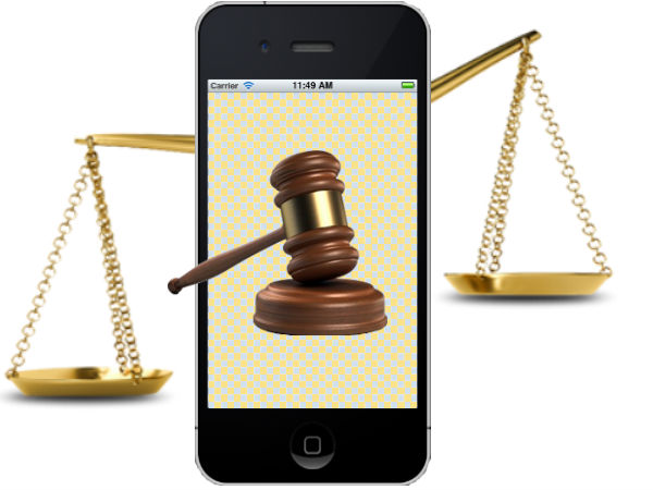 App to Help Lawyers with Stand-ins for Court Hearing