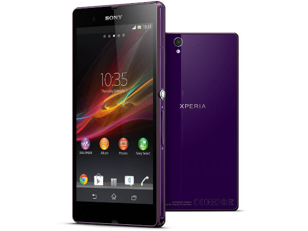 Sony Xperia Z Series Gets Android 5.0 Lollipop Update