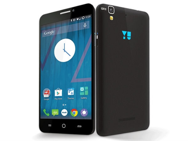 Yu Yureka to Get Android Based CM12S Update Soon