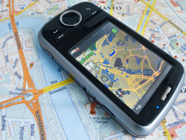 Now, a Device to Steer you Through Unfamiliar Places