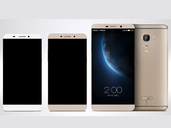 Le 1, Le 1Pro and Le Max Smartphones Announced