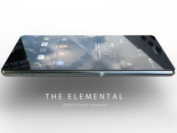 Sony Xperia Z4 Tipped To Go Official on April 20