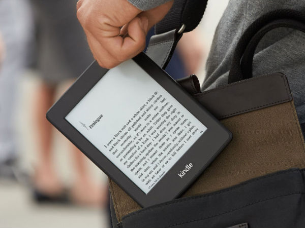 New Kindle E-Reader