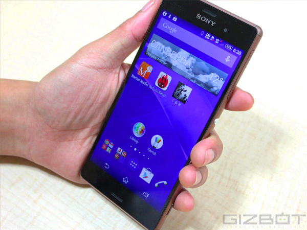 Sony Xperia Z3 Gets Android 5.0 Lollipop Update in India