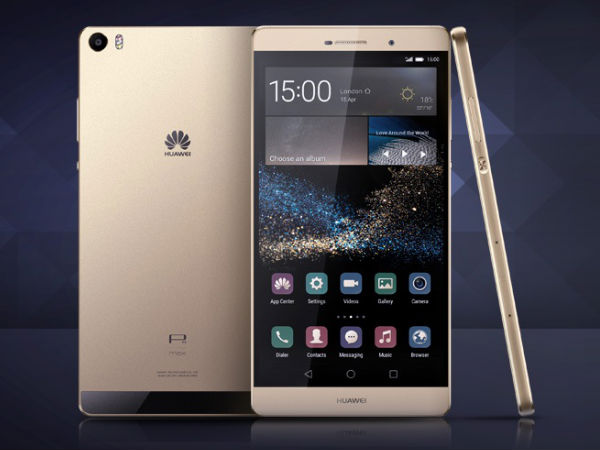 Huawei P8 Max Launched With 6.8-inch Display: Is it Too Big?