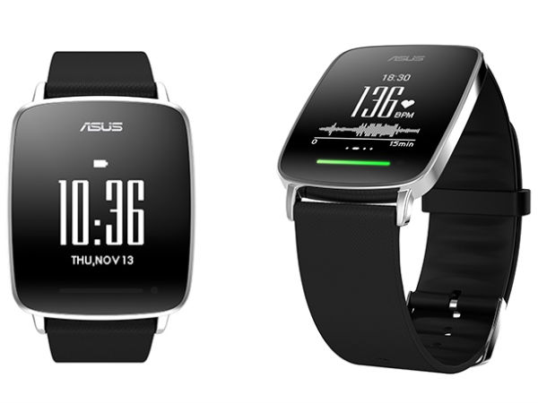 Asus Unveils VivoWatch With 10 Day Battery Life