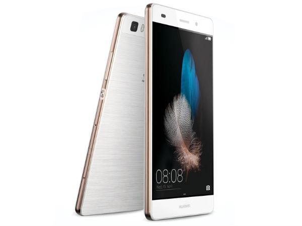 Huawei P8 Lite Announced With 5-inch HD Display, Kirin 620 octa-core