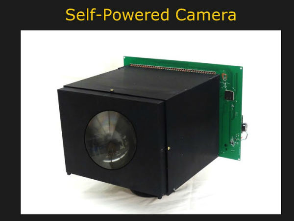 Indian-origin Scientist Develops First Self-Powered Camera