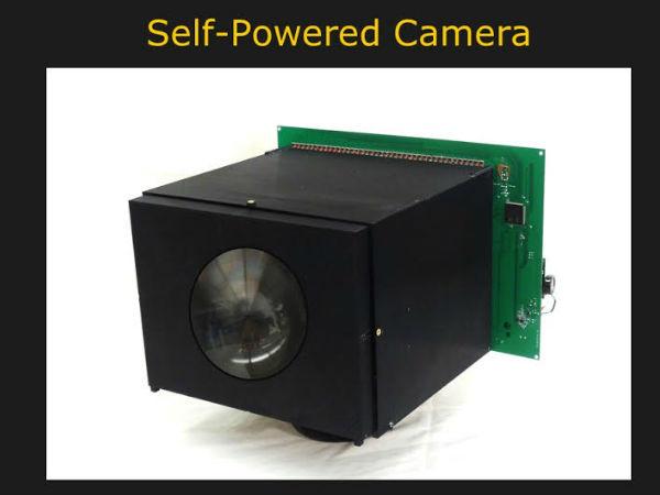 Indian-origin Scientist Develops First Self-Powered Camera