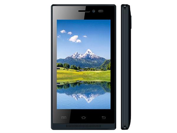 Intex Aqua Y2+ with 5MP Camera, 3G Unveiled at Rs 5,190