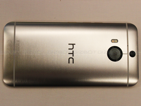HTC One M9+ First Look