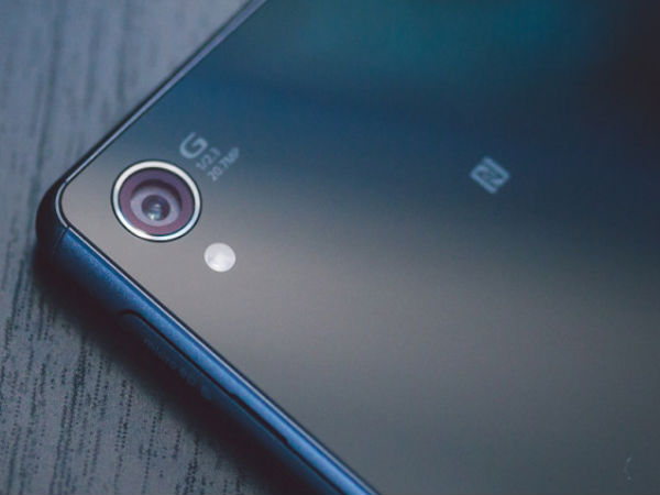 Sony May Add a Fingerprint Scanner To the Xperia Z4