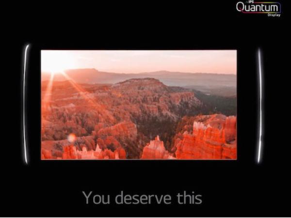 LG G4 Teaser Video Focuses on QHD Display