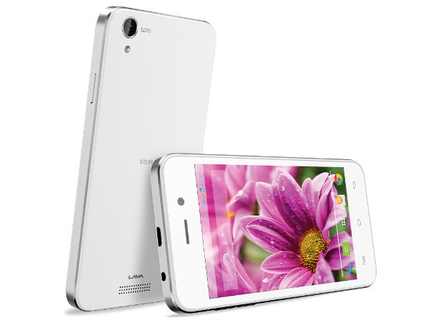 Lava Iris X1 Atom with 4-inch Screen, Android 4.4 KitKat Launched