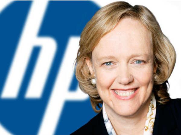 HP's Meg Whitman tech sector's wealthiest woman: Wealth-X