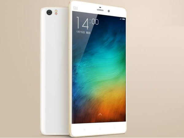 Xiaomi Mi Note Pro Will be Available For Registration From May 6