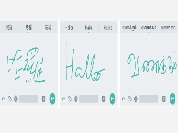 Google Handwriting Input Launched with 82 Languages on Android