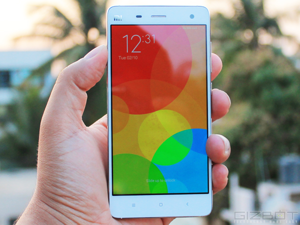 Refurbished Xiaomi Mi 4 (White)