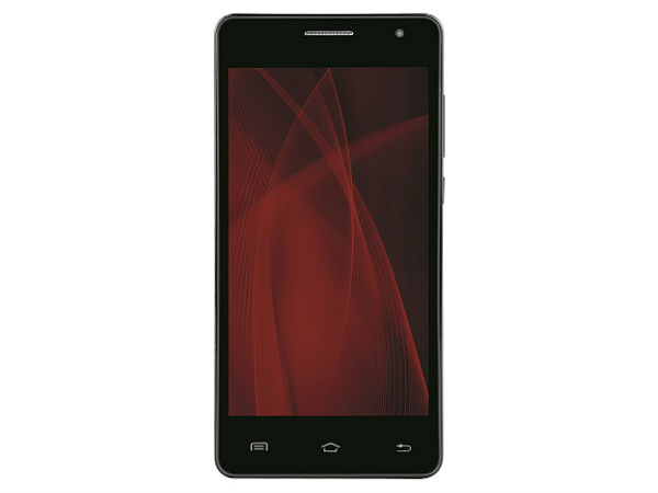 iBall Andi 5F Infinito: A 4,000 mAh Battery Smartphone Launched