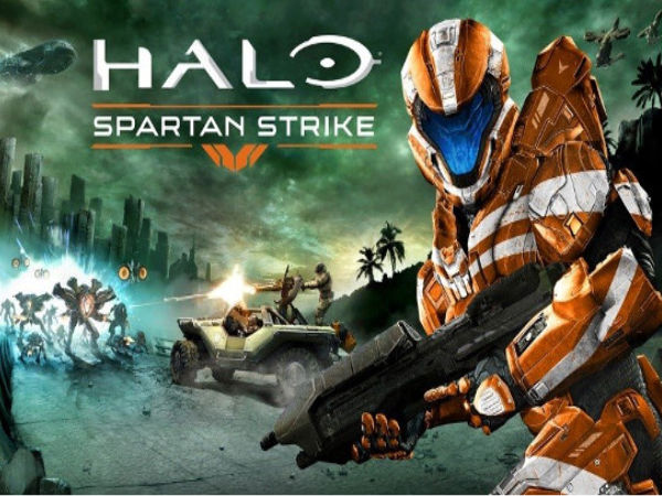 Microsoft Releases Halo: Spartan Strike for Apple iPhone and iPad