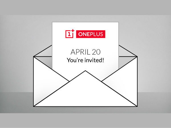 OnePlus Invites Media to Event Next Week, New OnePlus 2 Expected