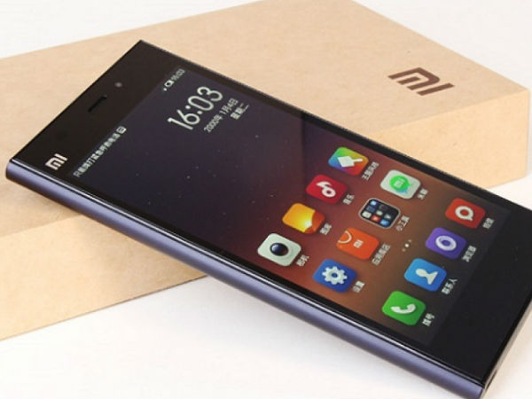Xiaomi Mi 4i with Thin Bezels Spotted Online [Report]