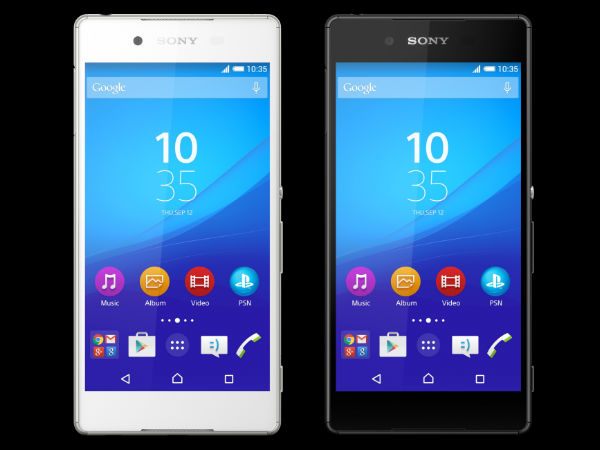 Sony Just Announced Xperia Z4 with 5.2-inch Display and 3GB RAM