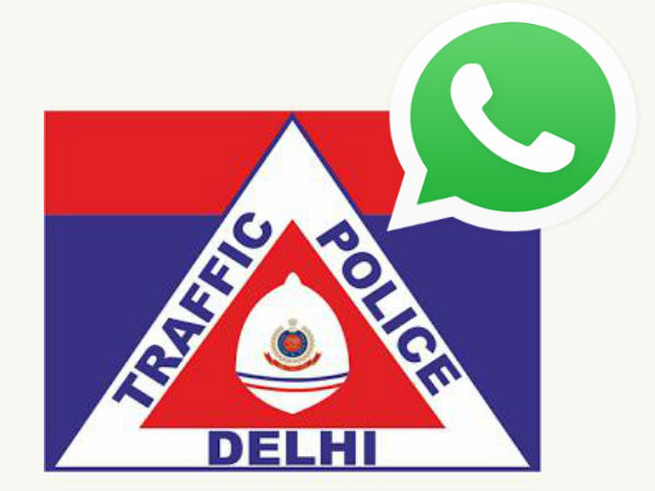 Now Delhi Police WhatsApp To Give Information on Towed Vehicles