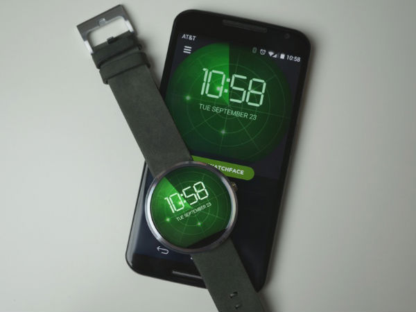 Google's Android Wear Gets Huge Update Ahead of Apple Watch Release