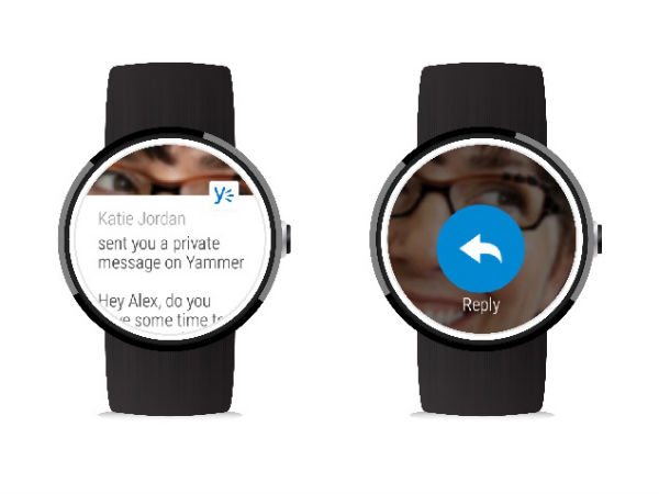 Google's Android Wear Gets Huge Update Ahead of Apple Watch Release