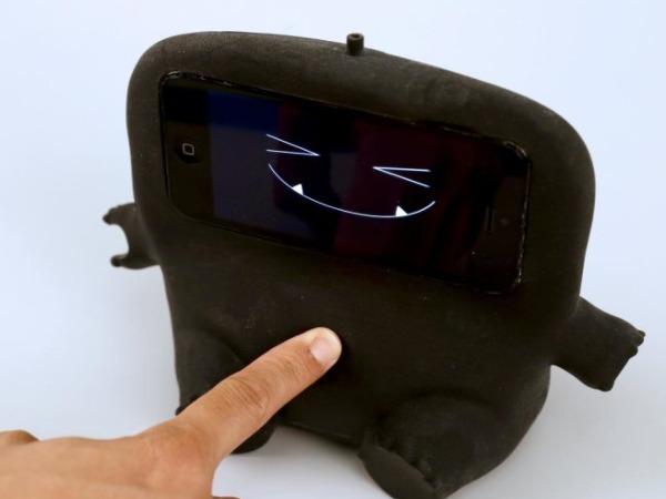 Knobs, Sliders for Better Control of smartphones?