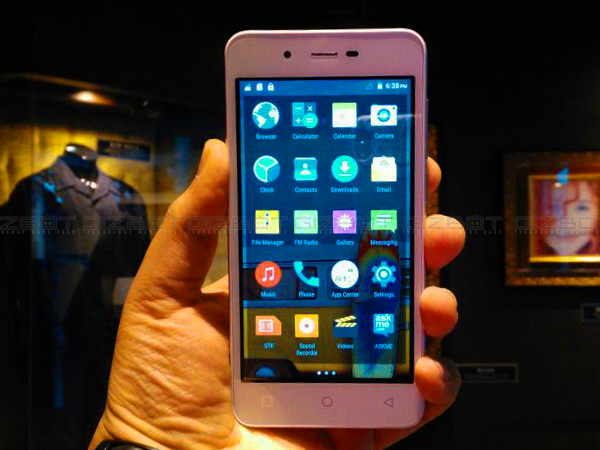 Micromax Canvas Spark: Xiaomi Redmi 2 Rival Launched in India