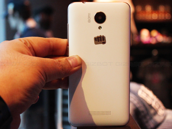 Micromax Canvas Spark First Look
