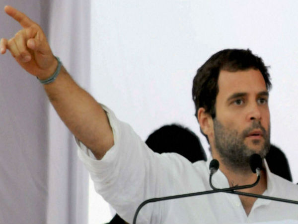 Govt trying to give away internet space to corporates: Rahul Gandhi