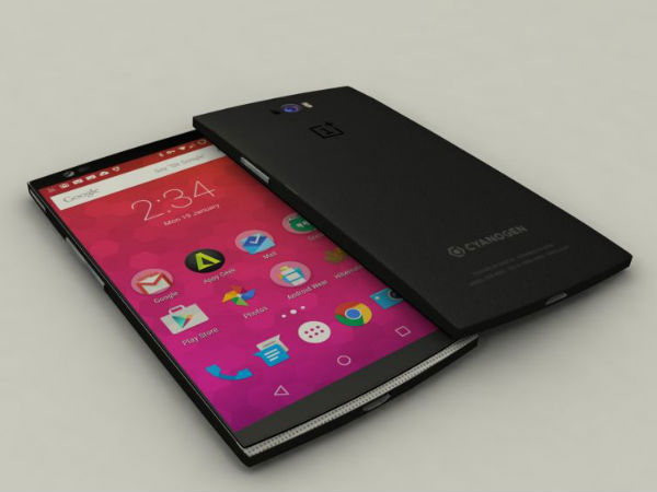 OnePlus 2 Concept Smartphone Shows What To Expect [PICTURES]