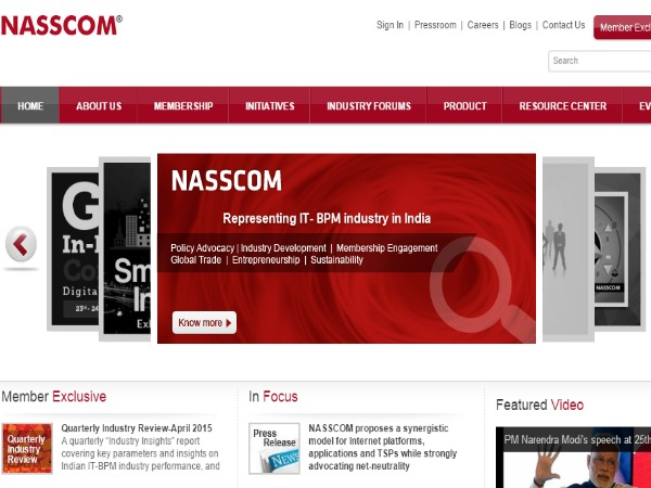 Net Neutrality violation against freedom of speech: Nasscom