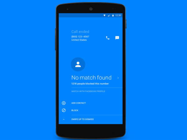 New Facebook app will reveal mysterious callers