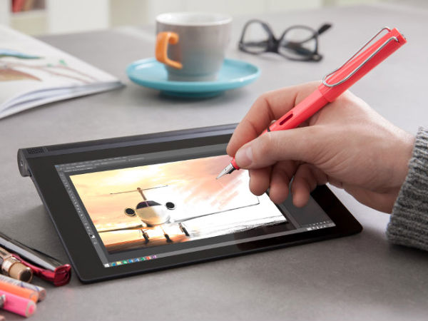 Lenovo Yoga Tablet 2 with Any-Pen Technology is Now Available