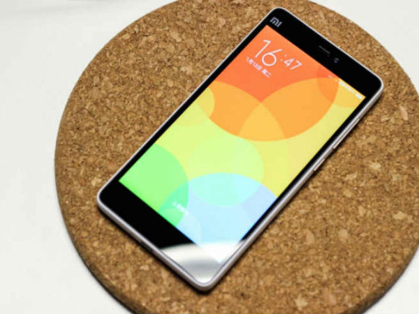 Xiaomi Launched Much Expected Mi 4i with Octa-Core CPU at Rs 12,999