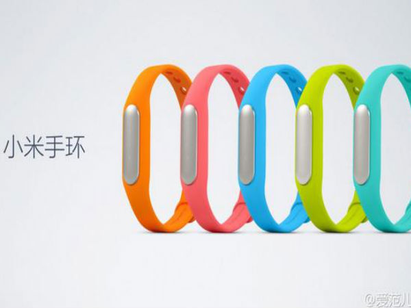 Xiaomi Mi Band to Go on Sale From April 28 in India