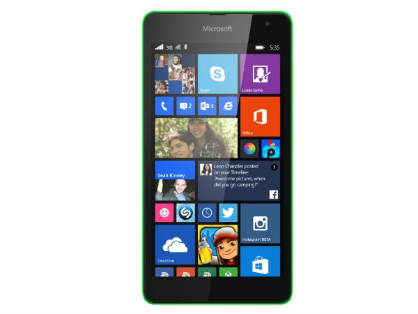 Microsoft Sold 8.6 Million Lumia Smartphones Last Quarter